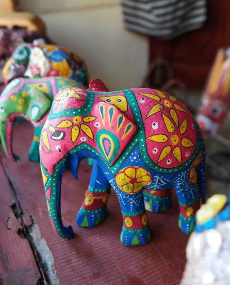 Сувениры со Шри-Ланки